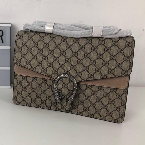 af7972a45e24 Gucci Bags | Dionysus Medium Gg Shoulder Bag | Poshmark